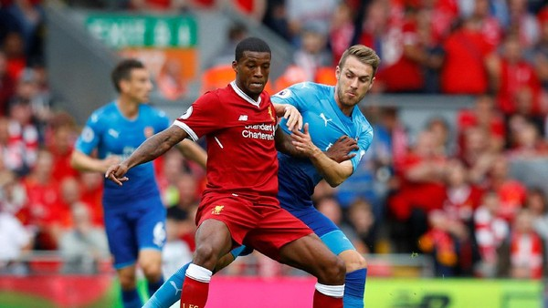 Liverpool Hantam Arsenal
