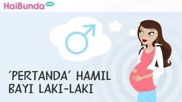 Kondisi Ini Dipercaya Jadi Tanda Hamil Bayi Laki-laki