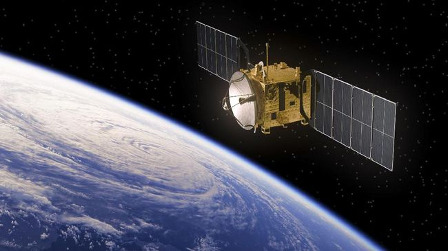 Dilema Satelit Telkom 1