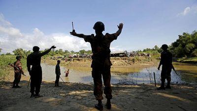 Pengungsi Rohingya Sembunyikan 3.000 Pil Narkoba di Dubur