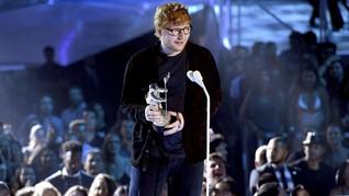Kesan Ed Sheeran Usai 'Menghilang' di Medsos