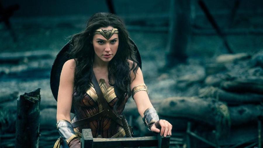 Ucapan Putri Gal Gadot Soal Wonder Woman yang Bikin 'Meleleh'