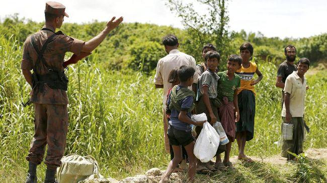 Bangladesh Usir Pengungsi Rohingya
