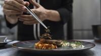 FOTO: Kala Restoran Bangkok Mulai Sajikan Serangga
