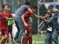 Babak I: Indonesia Unggul 2-0 atas Kamboja