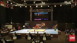 Angkat Besi Sumbang Emas Pertama di SEA Games 2017