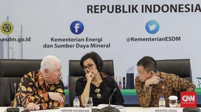 Pemerintah diperkirakan bisa mengantongi dana berkisar US$60 miliar (Rp867 triliun) dari kesepakatan divestasi 51 persen saham Freeport Indonesia.