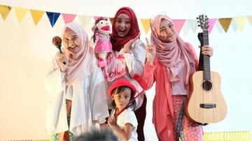 Sarang Cerita, 'Rumah' Dongeng bagi Anak-anak