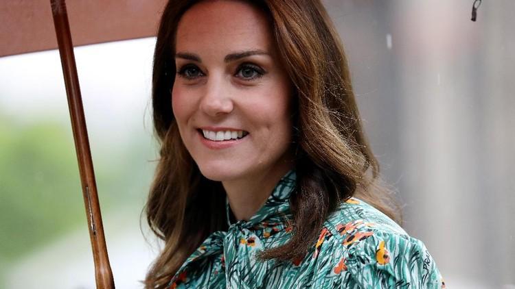 Kate Middleton disebut mengalami hyperemesis gravidarum di kehamilan ketiganya ini. Seperti apa ya?