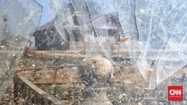 FOTO: Nelangsa Muara Gembong di Ujung Waktu