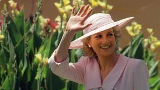 Dokumenter Putri Diana Rilis di Peringatan 25 Tahun Kematian