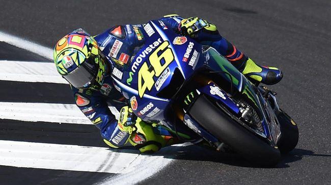 Valentino Rossi Kembali Membalap pada Tes di Misano