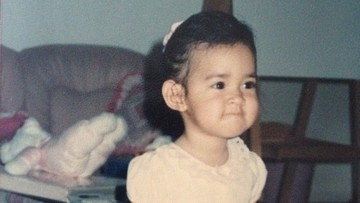 Foto: Throwback Masa Kecil Raisa yang Sebentar Lagi Nikah