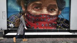 FOTO: Menikmati Mural di Jalanan Mexico City