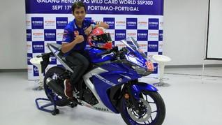 Murid Rossi Asal Indonesia Jadi Andalan Yamaha di Portugal