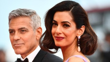 Ini Lho Kata Pertama yang Diucapkan Anak Kembar George Clooney