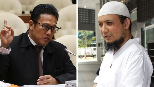 Kasus pencemaran nama baik dilaporkan Aris dan Erwanto ke Polda Metro Jaya. Sementara penyiraman air keras ke Novel Baswedan juga ditangani Polda Metro Jaya.