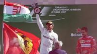 Daftar Klasemen F1 Usai GP Italia