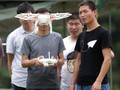 FOTO: Sekolah Khusus Pilot Drone Demi Sebuah Lisensi