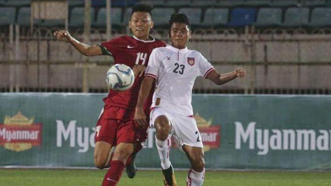 Live Streaming Timnas Indonesia U19 vs Filipina