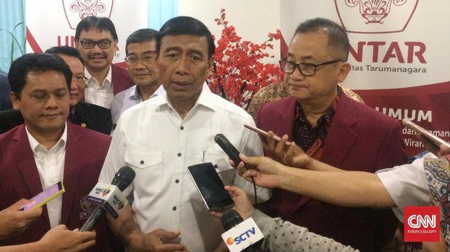 Wiranto: Tak Perlu Malu, Marah atau Kesal Nonton Film Sejarah
