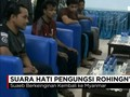 Pengungsi Berharap Jokowi Bantu Selesaikan Krisis Rohingya