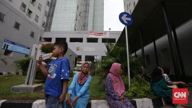 Rusun Karang Anyar tetap menjadi salah satu rusun yang mengalami kenaikan tarif di saat anggaran revitalisasinya dicoret dari APBD-P 2018.
