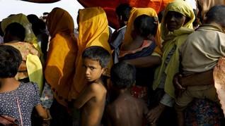 Militer Myanmar Sepelekan Pengakuan Tentara soal Rohingya