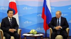 Temui Putin, Moon Jae-in Minta Rusia Bungkam Korut