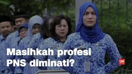 VIDEO: Menebak Minat Warga Jadi CPNS