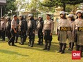 Demo Rohingya Borobudur, Polisi Sekat Perbatasan Jateng-Jabar