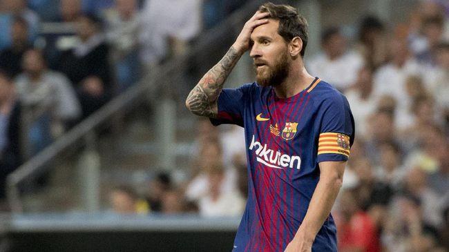 Lionel Messi dan kawan-kawan menjalani pemeriksaan virus corona sebelum laga Liga Champions antara Barcelona vs Napoli.
