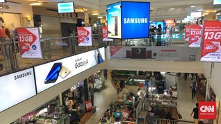 Jerit Pedagang Ponsel Usai Anies Perpanjang PSBB Jakarta