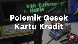 VIDEO: Warga Bicara Soal Kartu Kredit Digesek di Mesin Kasir