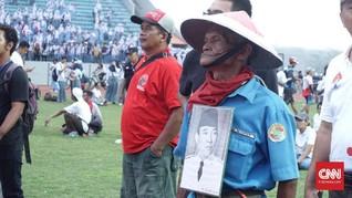 Penggemar Fanatik Bung Karno Ramaikan Peringatan Haornas 2017