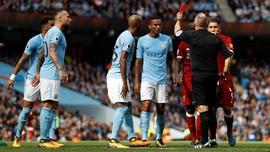 FOTO: Manchester City Hancurkan Liverpool 5-0