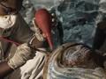 Arkeolog Sebut Fungsi Lidah Emas pada Mumi Mesir