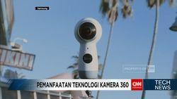 VIDEO: Puas Menangkap Gambar dengan Kamera 360