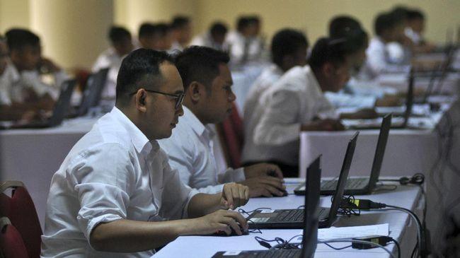 BKN Pastikan Insiden Tes SKD CPNS Molor Tak Terulang