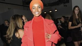 Demi Hijab, Model Halima Aden Mundur dari Fashion