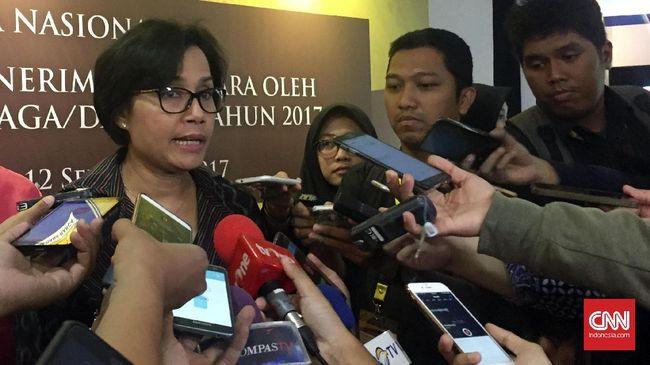 Dalam pertemuan Kementerian Keuangan dengan penulis, Sri Mulyani mengaku akan mengkaji Norma Penghitungan Penghasilan Neto (NPPN) penulis.