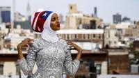 FOTO: Halima Aden, Mantan Pengungsi Jadi Model Hijab Dunia