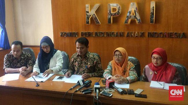 Komisi Perlindungan Anak Indonesia (KPAI) melaporkan penyedia jasa pernikahan Aisha Weddings ke Mabes Polri atas informasi yang meresahkan.