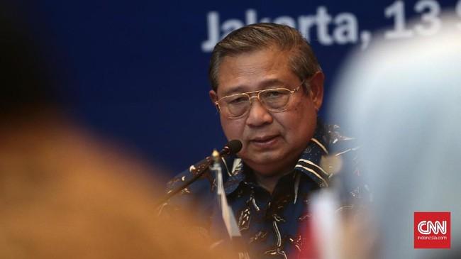 Jhoni: SBY Tak Berkeringat Apalagi Berdarah-darah di Demokrat