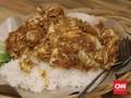 Ayam Penyet Kriuk yang Buat Mitra GrabFood Makassar Antre