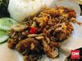 Ayam Geprek dan Siomay Paling Banyak Dipesan Saat Tahun Baru