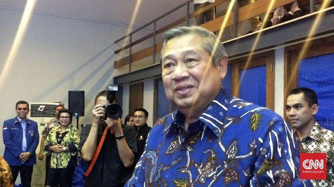 Setelah tiga hari dirawat inap di RSPAD, Presiden keenam RI Susilo Bambang Yudhoyono diperbolehkan pulang dan akan melakukan rawat jalan ke depannya.