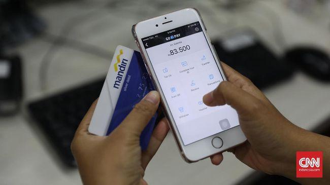 Bank Mandiri Bantah Bakal Kenakan Biaya Top Up Go-Pay