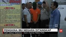 VIDEO: Hina Iriana Jokowi, Mahasiswa Palembang Ditangkap