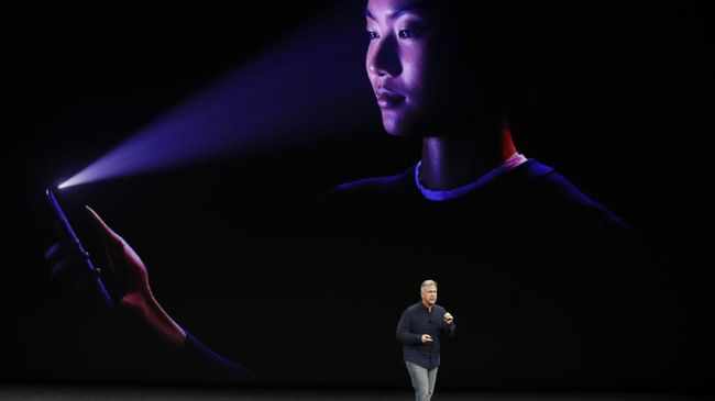 Apple memastikan fitur Face ID hanya mampu mengenali satu wajah saja dan ada trik lain jika khawatir ponsel dibobol maling.